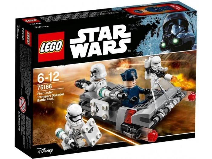 75166 Lego Star Wars Спидер Первого ордена, Лего Звездные войны