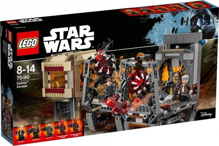 75180 Lego Star Wars Побег Рафтара, Лего Звездные Войны