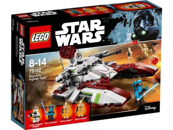 75182 Lego Star Wars Боевой танк Республики, Лего Звездные Войны