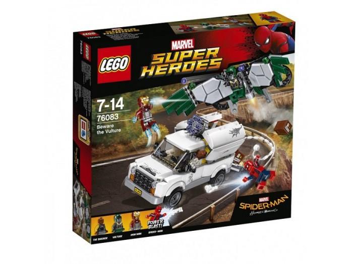 76083 Lego Super Heroes Берегись Стервятника, Лего Супергерои Marvel