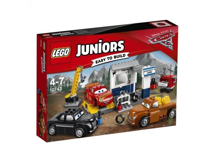 10743 Lego Juniors Гараж Смоуки, Лего Джуниорс