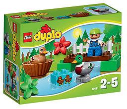 10581 Lego DUPLO Уточки в лесу, Лего Дупло