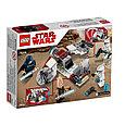 75206 Lego Star Wars Боевой набор джедаев и клонов-пехотинцев, Лего Звездные войны, фото 2