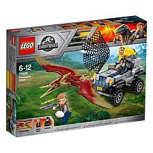 75926 Lego Jurassic World Погоня за птеранодоном, Лего Мир Юрского периода