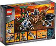 75929 Lego Jurassic World Побег в гиросфере от карнотавра, Лего Мир Юрского периода, фото 2