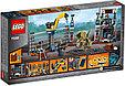 75931 Lego Jurassic World Нападение дилофозавра на сторожевой пост, Лего Мир Юрского периода, фото 2