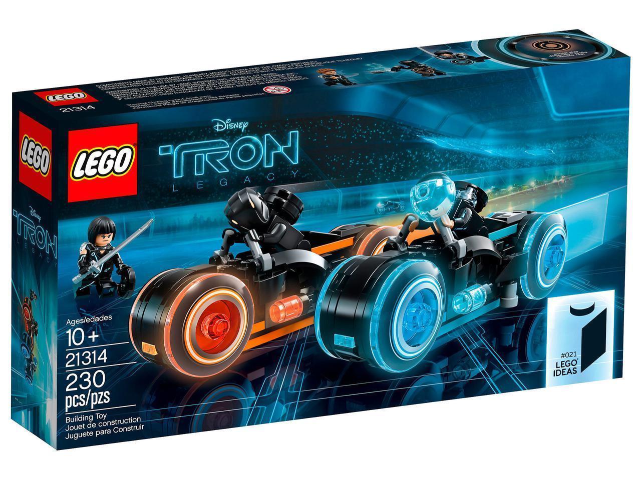 21314 Lego Ideas Трон: Наследие