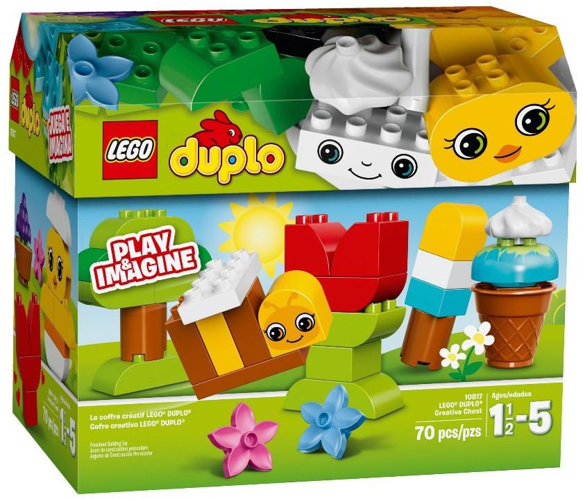 10817 Lego Duplo Времена года, Лего Дупло