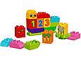 10831 Lego Duplo Моя веселая гусеница, Лего Дупло, фото 4