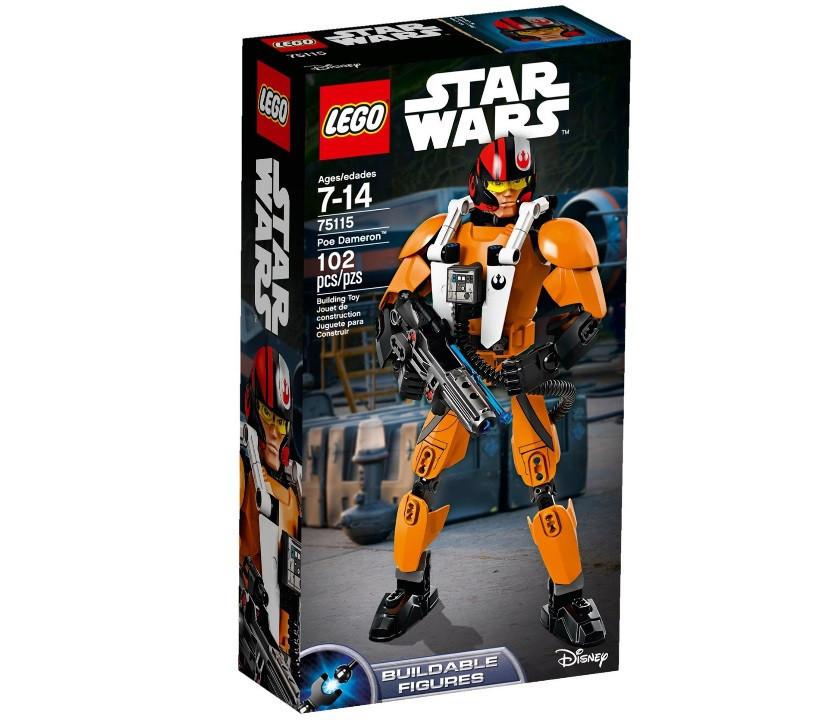 75115 Lego Star Wars По Дамерон, Лего Звездные войны
