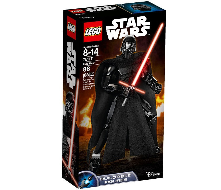 75117 Lego Star Wars Кайло Рен, Лего Звездные войны