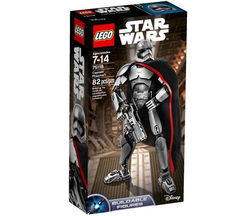 75118 Lego Star Wars Капитан Фазма, Лего Звездные войны