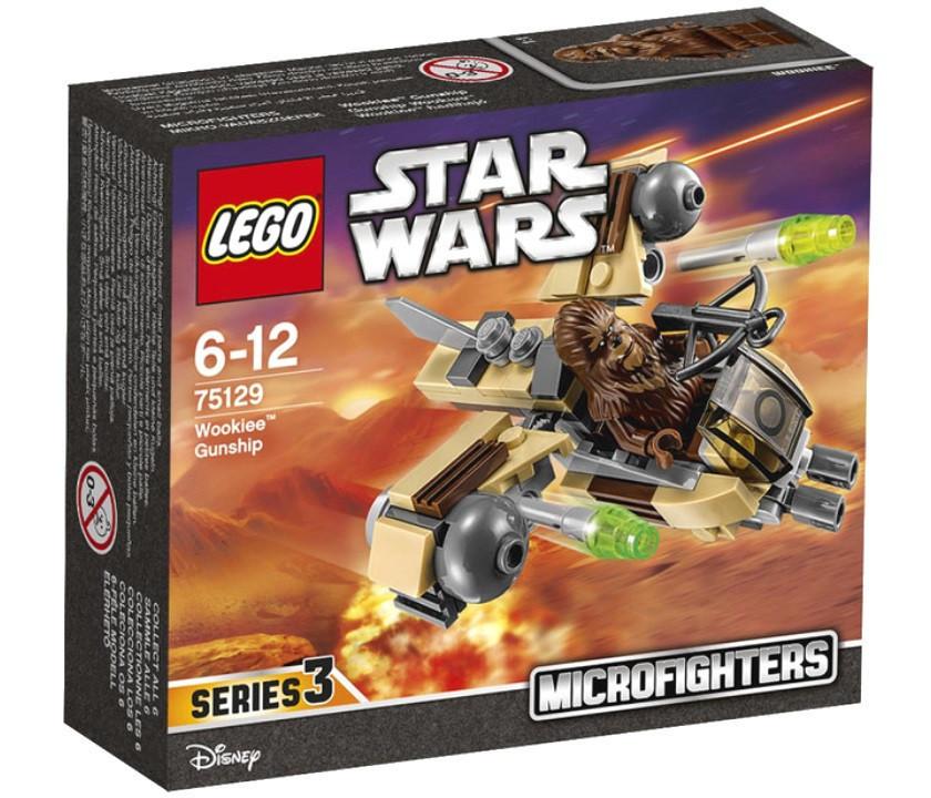 75129 Lego Star Wars Боевой корабль Вуки™, Лего Звездные войны