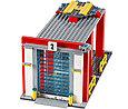 60110 Lego City Пожарная часть, Лего Город Сити, фото 5