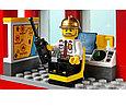 60110 Lego City Пожарная часть, Лего Город Сити, фото 6