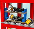60110 Lego City Пожарная часть, Лего Город Сити, фото 7