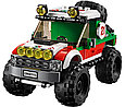 60115 Lego City Внедорожник 4x4, Лего Город Сити, фото 3