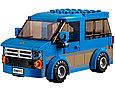 60117 Lego City Фургон и дом на колёсах, Лего Город Сити, фото 5