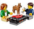 60117 Lego City Фургон и дом на колёсах, Лего Город Сити, фото 6