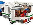 60117 Lego City Фургон и дом на колёсах, Лего Город Сити, фото 7
