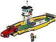 60119 Lego City Паром, Лего Город Сити, фото 2