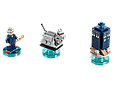 71204 Lego Dimensions Doctor Who (Level Pack), фото 2