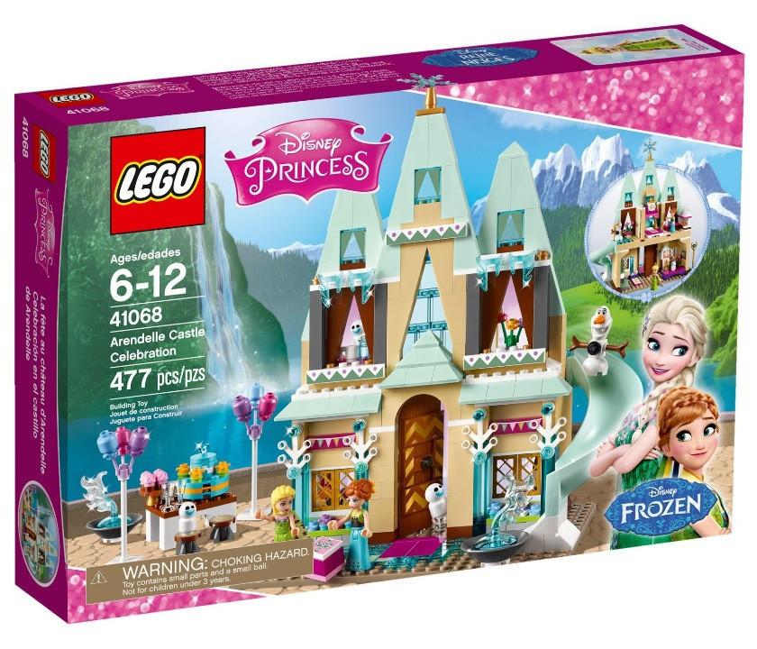 41068 Lego Disney Праздник в замке Эренделл, Лего Принцессы Дисней
