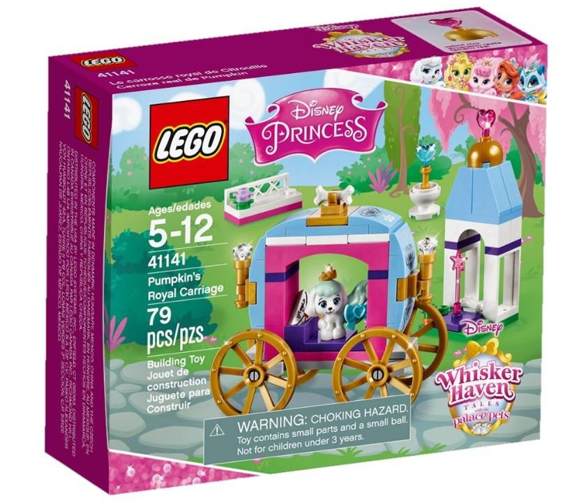 41141 Lego Disney Королевские питомцы: Тыковка, Лего Принцессы Дисней