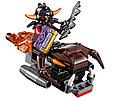 70317 Lego Nexo Knights Фортрекс - мобильная крепость, Лего Рыцари Нексо, фото 7