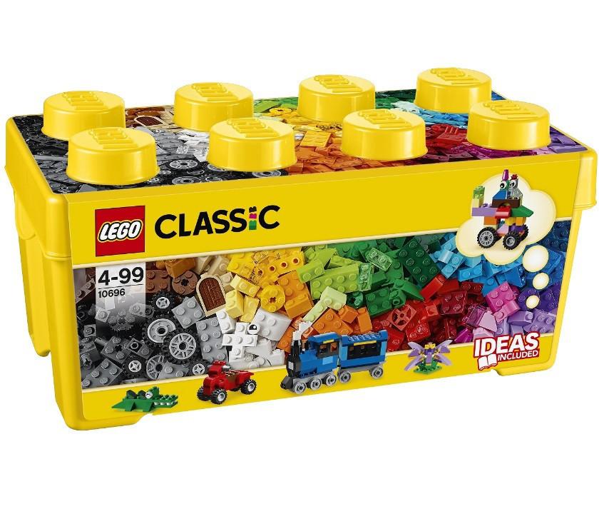 10696 Lego Classic Набор для творчества среднего размера, Лего Классик