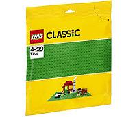 10700 Lego Classic Строительная пластина зеленого цвета, Лего Классик