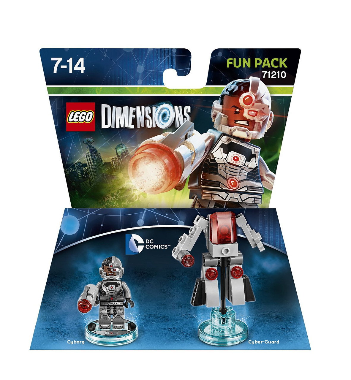 71210 Lego Dimensions DC Comic (Fun Pack)