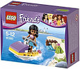 41000 Lego Friends Водный мотоцикл Эммы, Лего Подружки, фото 4
