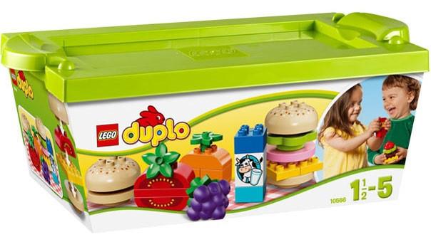 10566 Lego DUPLO Веселый пикник, Лего Дупло