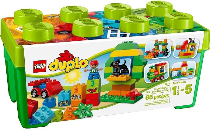 10572 Lego DUPLO Механик, Лего Дупло