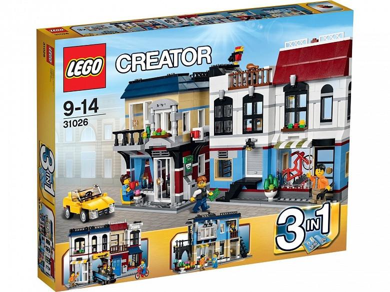 31026 Lego Creator Городская улица, Лего Креатор