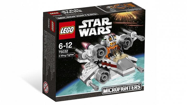 75032 Lego Star Wars Истребитель X-Wing, Лего Звездные войны