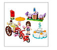 41030 Lego Friends Оливия и велосипед с мороженым, Лего Подружки, фото 2