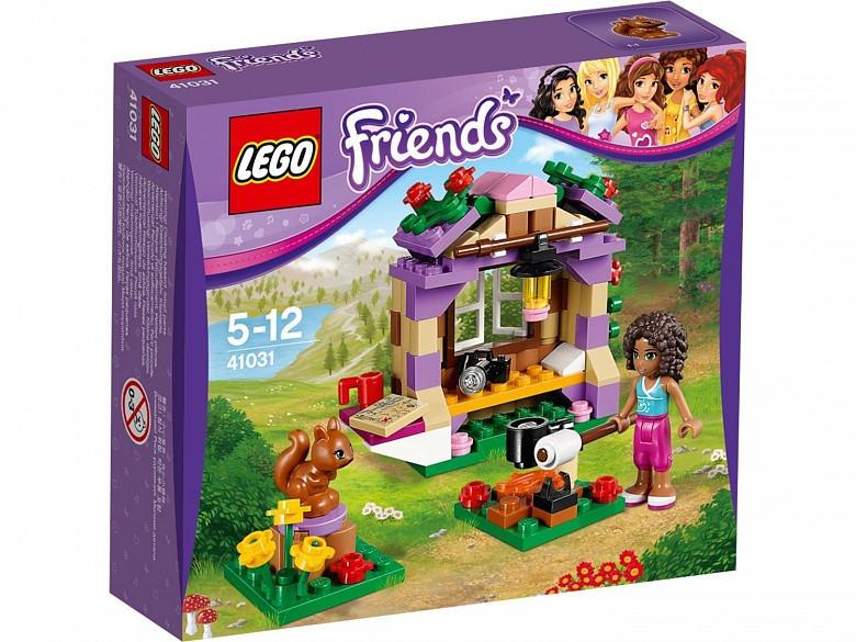 41031 Lego Friends Домик Андреа в горах, Лего Подружки
