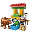 10524 Lego DUPLO Сельскохозяйственный трактор, Лего Дупло, фото 2