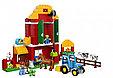 10525 Lego DUPLO Большая ферма, Лего Дупло, фото 2