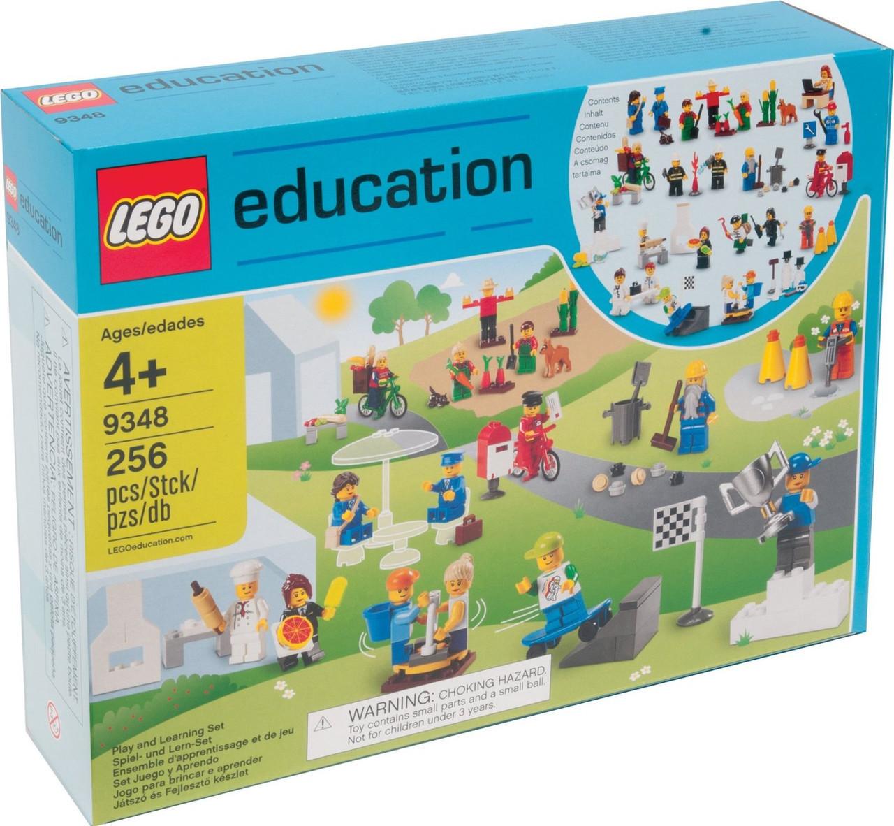 9348 Lego Education Работники муниципальных служб