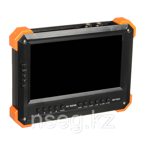 Hikvision X41T Монитор 7- дюймов для тестирования видеокамер, фото 2