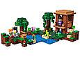 21133 Lego Minecraft Хижина ведьмы, Лего Майнкрафт, фото 3