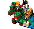 21133 Lego Minecraft Хижина ведьмы, Лего Майнкрафт, фото 7