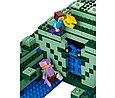 21136 Lego Minecraft Подводная крепость, Лего Майнкрафт, фото 7