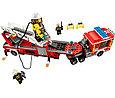 60112 Lego City Пожарная машина, Лего Город Сити, фото 2