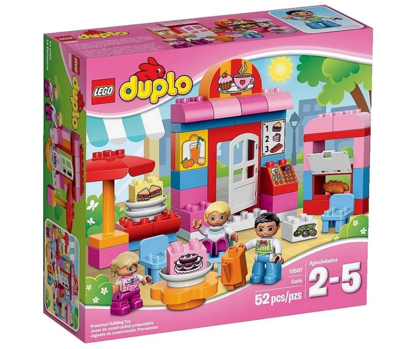 10587 Lego Duplo Кафе, Лего Дупло