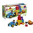 10615 Lego DUPLO Мой первый трактор, Лего Дупло, фото 3