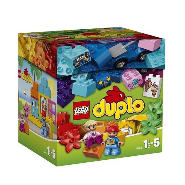 10618 Lego DUPLO Весёлые каникулы, Лего Дупло